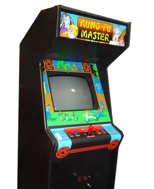 Kung Fu Master Arcade Game