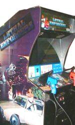 Lethal Enforcers Arcade Game