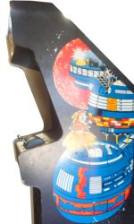 Lunar Lander Arcade Game