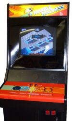 Marble Madness Arcade Game