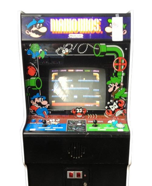 Mario Bros Arcade Machine