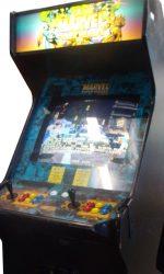 Marvel vs Capcom Arcade Game