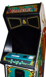 Millipede Arcade Game