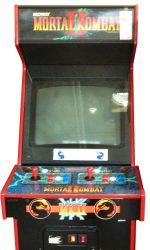 Mortal Kombat 2 Arcade Game