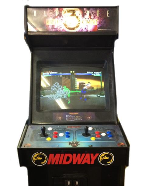 Mortal Kombat 3 Arcade Game