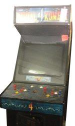 Mortal Kombat 4 Arcade Game