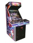 NFL Blitz NBA Jam combo arcade game cabinet