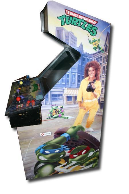 Ninja Turtles (4 Player) - Vintage Arcade Superstore