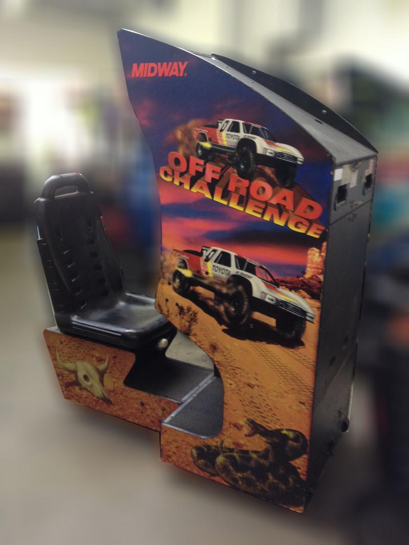 super off road arcade