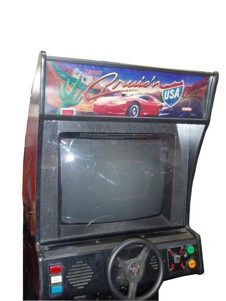 cruis n usa arcade manual