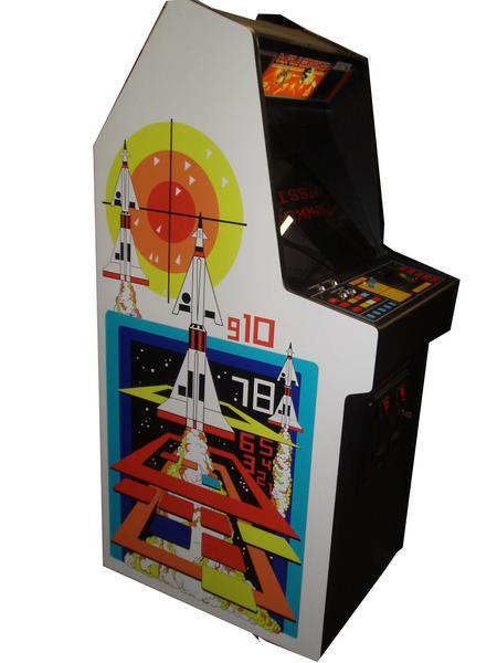 Missile Command for sale - Vintage Arcade Superstore