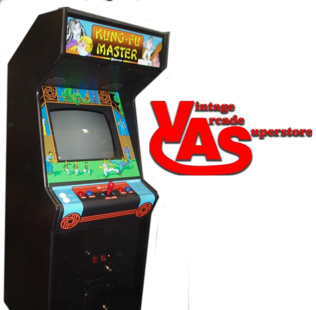 Kung Fu Master Arcade Game For Sale Vintage Arcade
