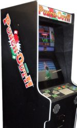 Punchout Arcade Game