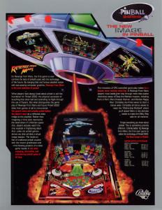 Revenge from Mars flyer pg 2