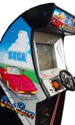 Sega Outrun Arcade Game