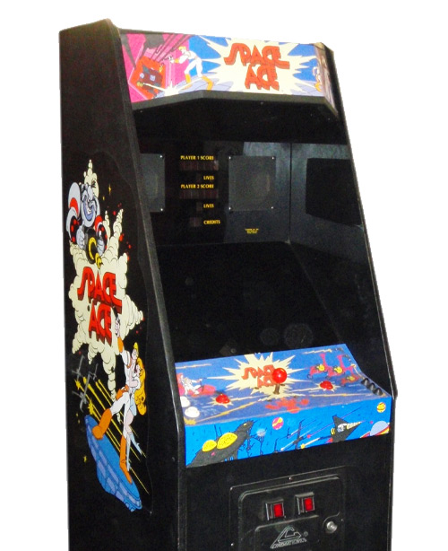 Space Ace Arcade Game