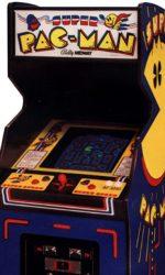 Super Pacman Arcade Game