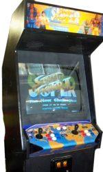Super Street Fighter 2 Arcade Game