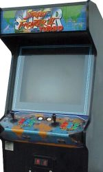 Super Street Fighter 2 Turbo Arcade Game