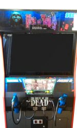 The House of the Dead Arcade Game