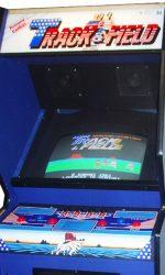 Track N Field Arcade Game