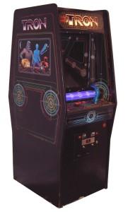 Tron_arcade_cabinet