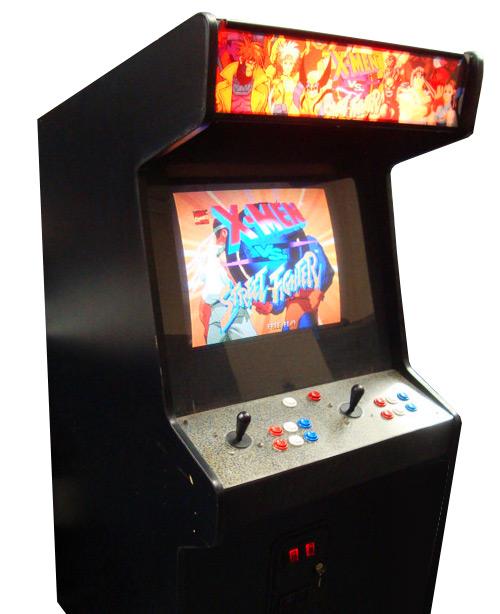 X-Men vs Street Fighter Arcade Game