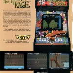 legend_of_kage_arcade_flyer