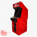 Neo Geo with red sides arcade game for sale
