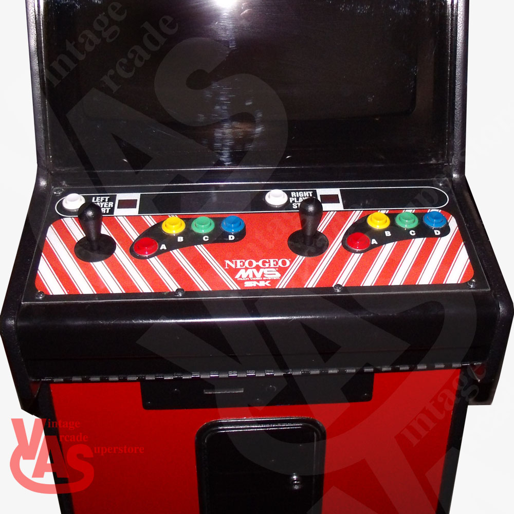 Neo Geo 2 Slot Arcade Games For Sale