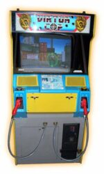 Virtua Cop arcade game