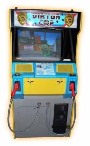 Virtua Cop arcade game