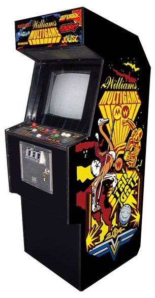 williams_multigame_arcade_game