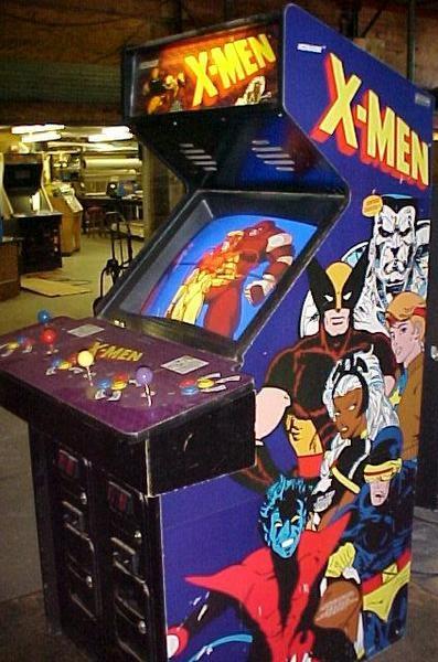 xmen_arcade_game_cabinet