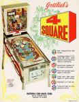 4 square flyer
