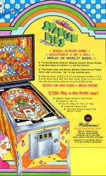 spanish eyes pinball machine
