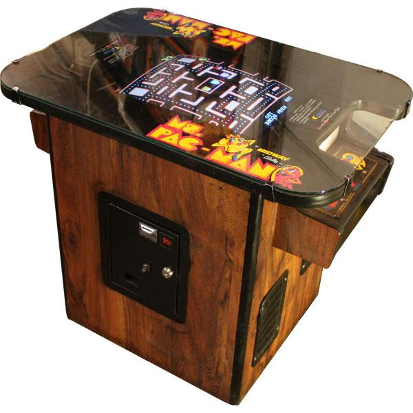 Ms Pacman Cocktail Table Vintage Arcade Superstore