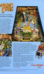 Gilligan's Island Pinball Machine