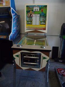 super par golf pinball machine