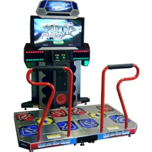 Pump It Up Arcade Game