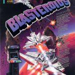 Blasteroids Arcade Game