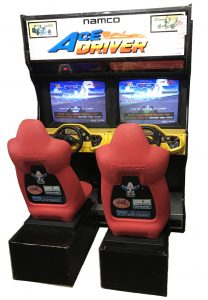 Ace Driver Arcade Game