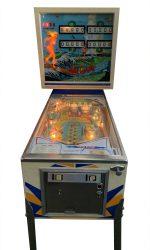 Surf Champ Pinball Machine Front