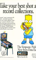 simpsons pinball machine