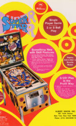super star pinball machine