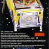 Close Encounters Pinball Machine Flyer 2