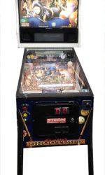 Sharkey's Shootout Pinball Machine