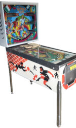 World Cup Pinball Machine