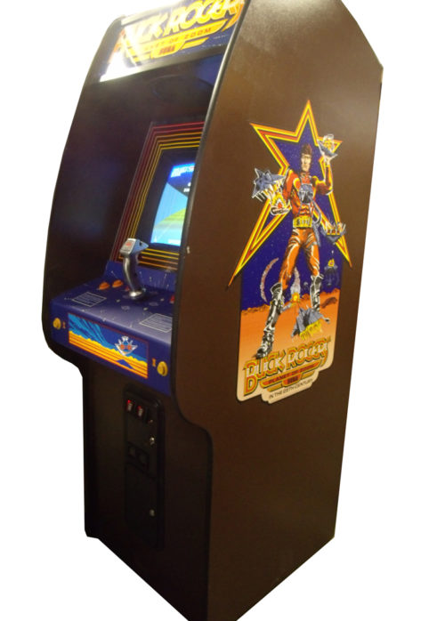 Buck Rogers Planet of Zoom Arcade Game