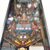 Fire Pinball Machine Playfield